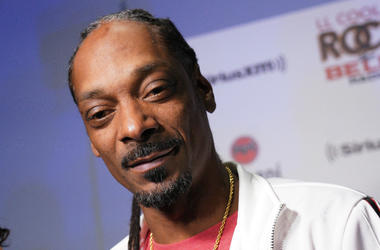 "Snoop Dogg at LL COOL J - SiriusXM ""Rock the Bells Radio"" Channel Launch Event held at the World on Wheels on March 28, 2018 in Los Angeles, CA, USA"
