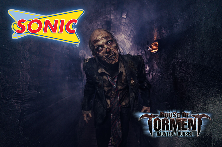 Sonic - House of Torment