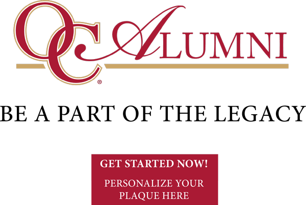 Be a Part of the Legacy. Get Started Now! Personalize Your Plaque Here.