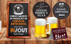 Curso Básico de Produção de Cerveja Artesanal / Imperatriz