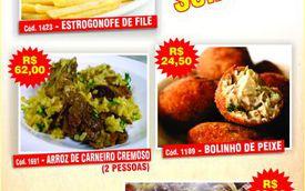 Promoção da semana no Restaurante Dona Mercedes. Venha conferir!