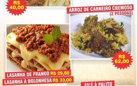 Promoção da semana no Restaurante Dona Mercedes!