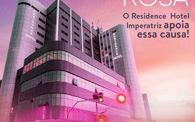 Outubro Rosa  O Residence Hotel Imperatriz apoia essa causa!