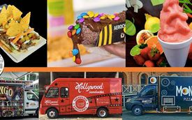 Imperatriz Food Truck | Ginásio De Esportes Fiqueninho | Quinta, 21. Setembro 2017