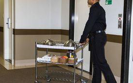 Serviço de Room Service