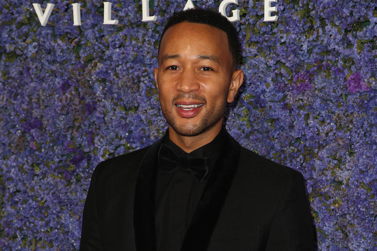 john legend released two song from new christmas album - John Legend Christmas Album