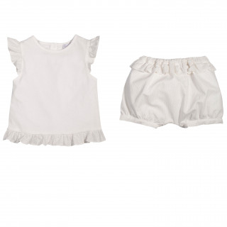 Mini Nature Girl Shorts  & top