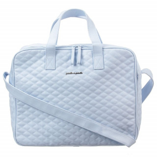 SUITCASE PADDED BLUE INES