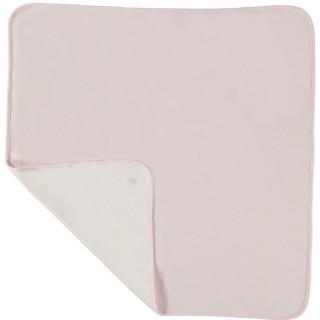 Interlock Blanket Pink