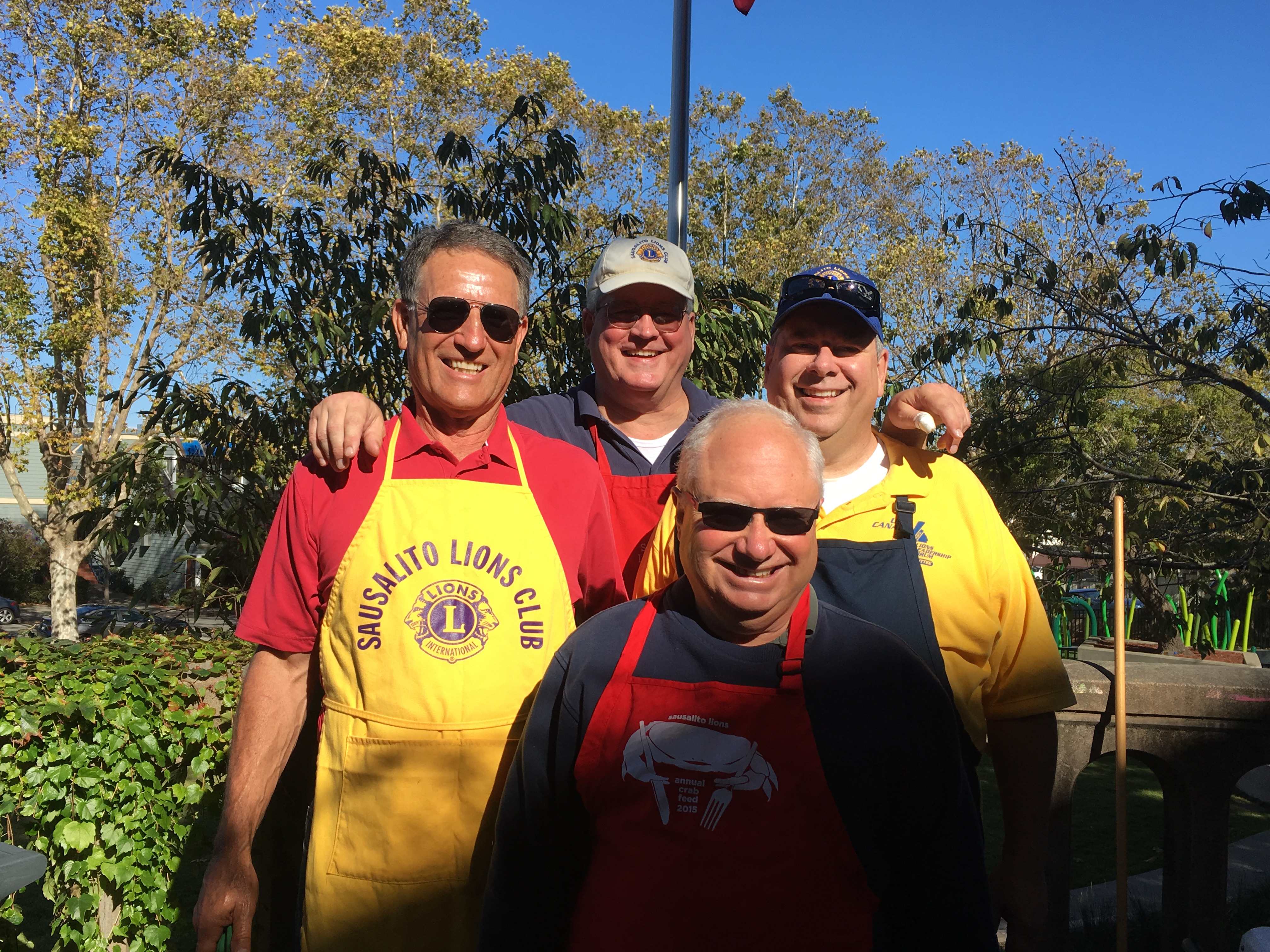 Annual Lions Club BBQ picture