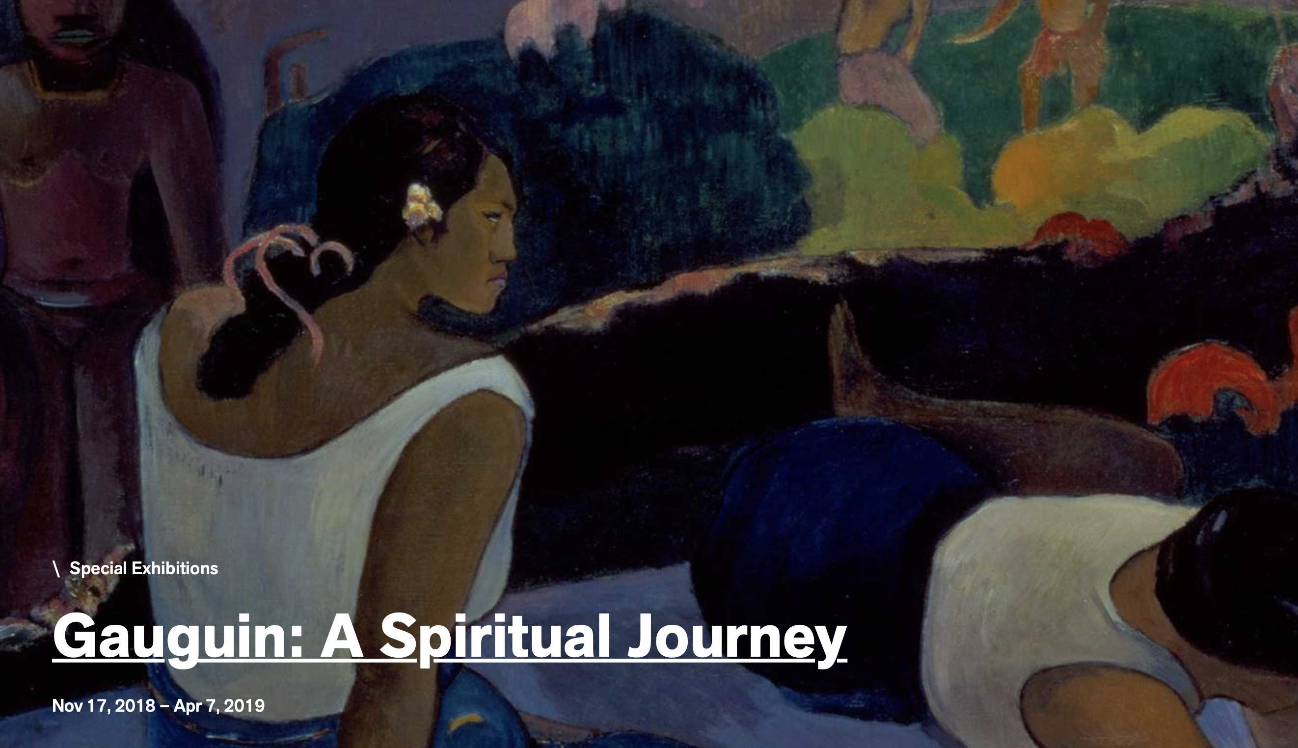 WAITLIST ONLY: Trip to deYoung for Gauguin Exhibit picture