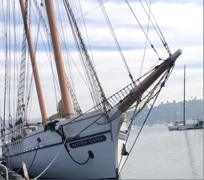 WAITLIST ONLY: Tour the Matthew Turner Tall Ship picture