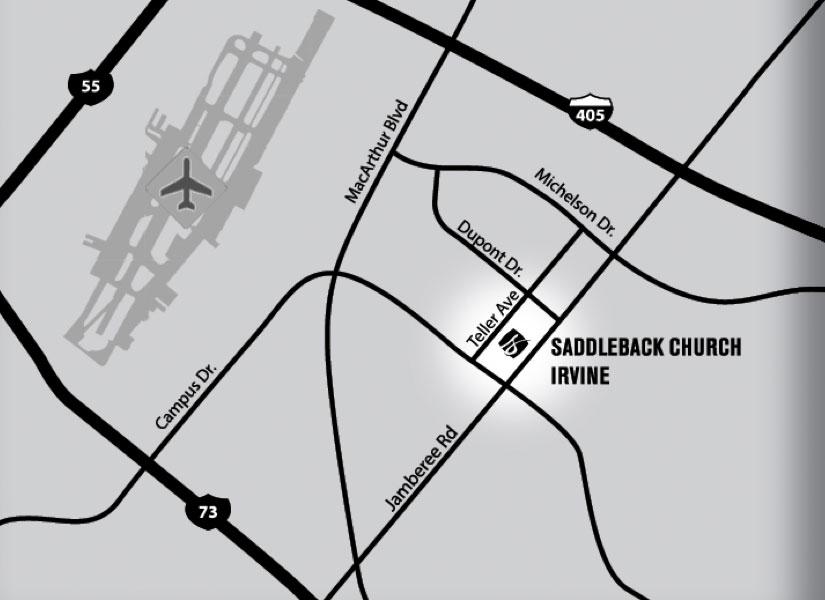 Saddleback Church Lake Forest Campus Map.Saddleback Church Irvine Building Updates New Service Times