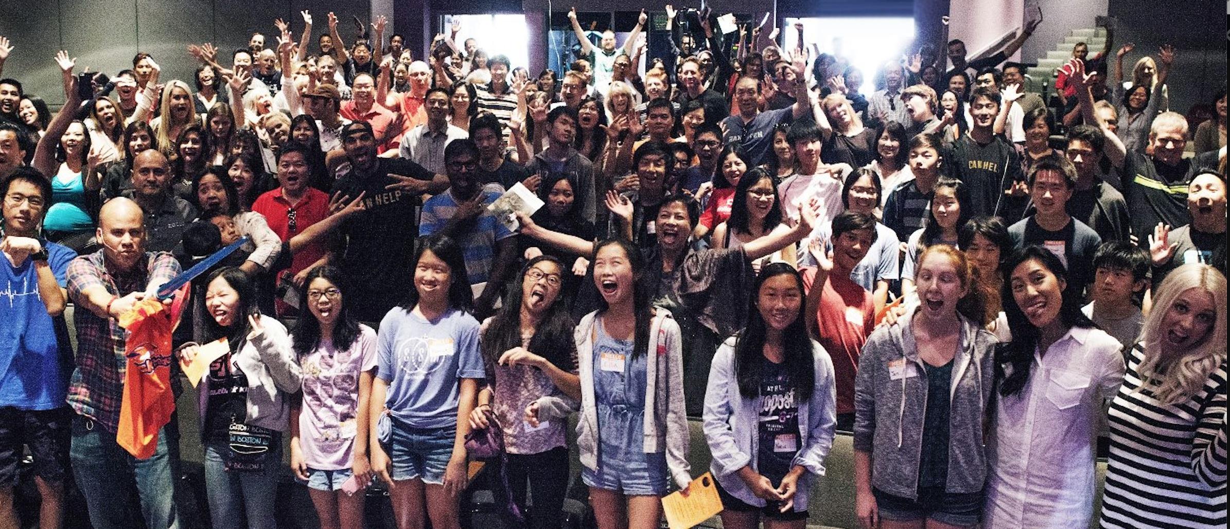 Saddleback Church: Daring Faith Blog: Irvine North Report