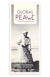 Global PEACE <br /> Info Brochure