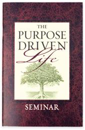 Purpose Driven Life Seminar