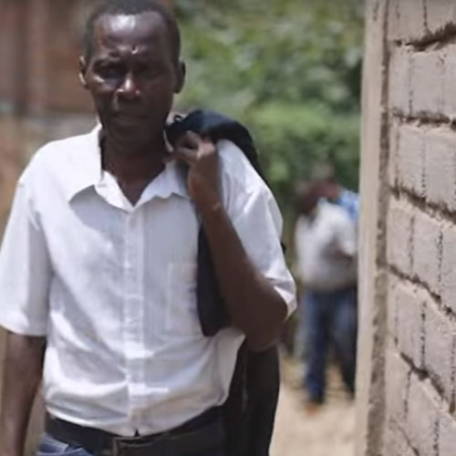 Man Living With HIV Transforms His Community