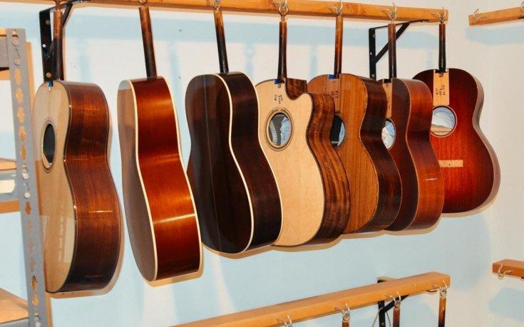 The Sit Down: Santa Cruz Guitar Company