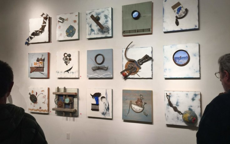 Santa Cruz Recycled Art Program (SCRAP) Meshes Arts & Business