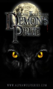 Alpha Wolf Series: Demon's Prize Book Cover
