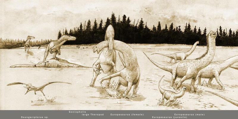 Dwarf dinosaurs died out amid blitzkrieg of | Earth Archives