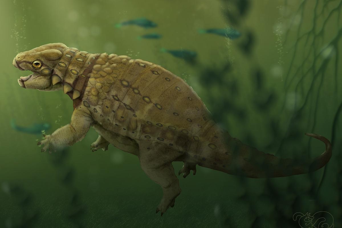 Liaoningosaurus paradoxus