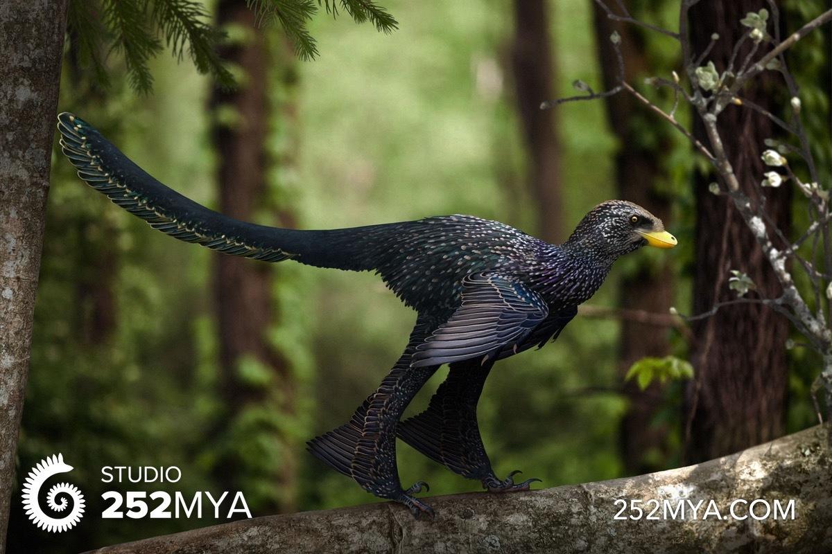 Zhongjianosaurus yangi