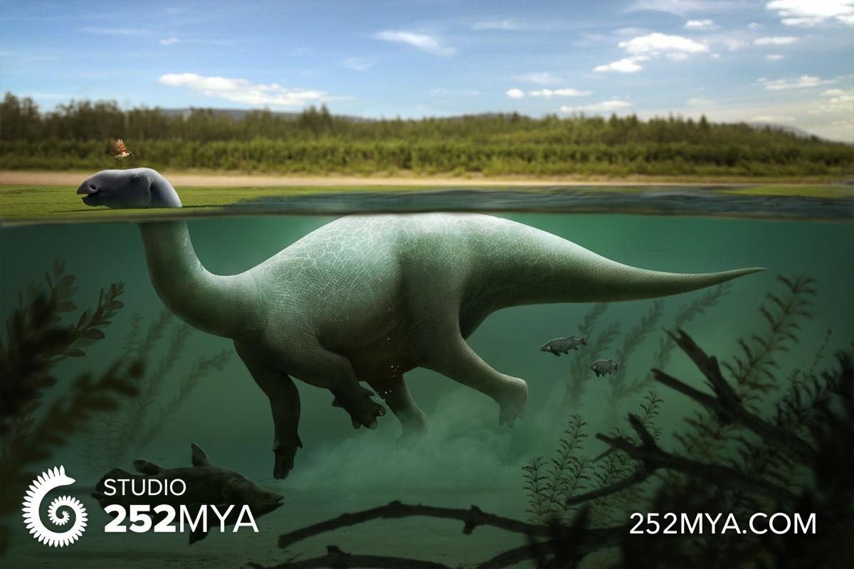 Lurdusaurus arenatus
