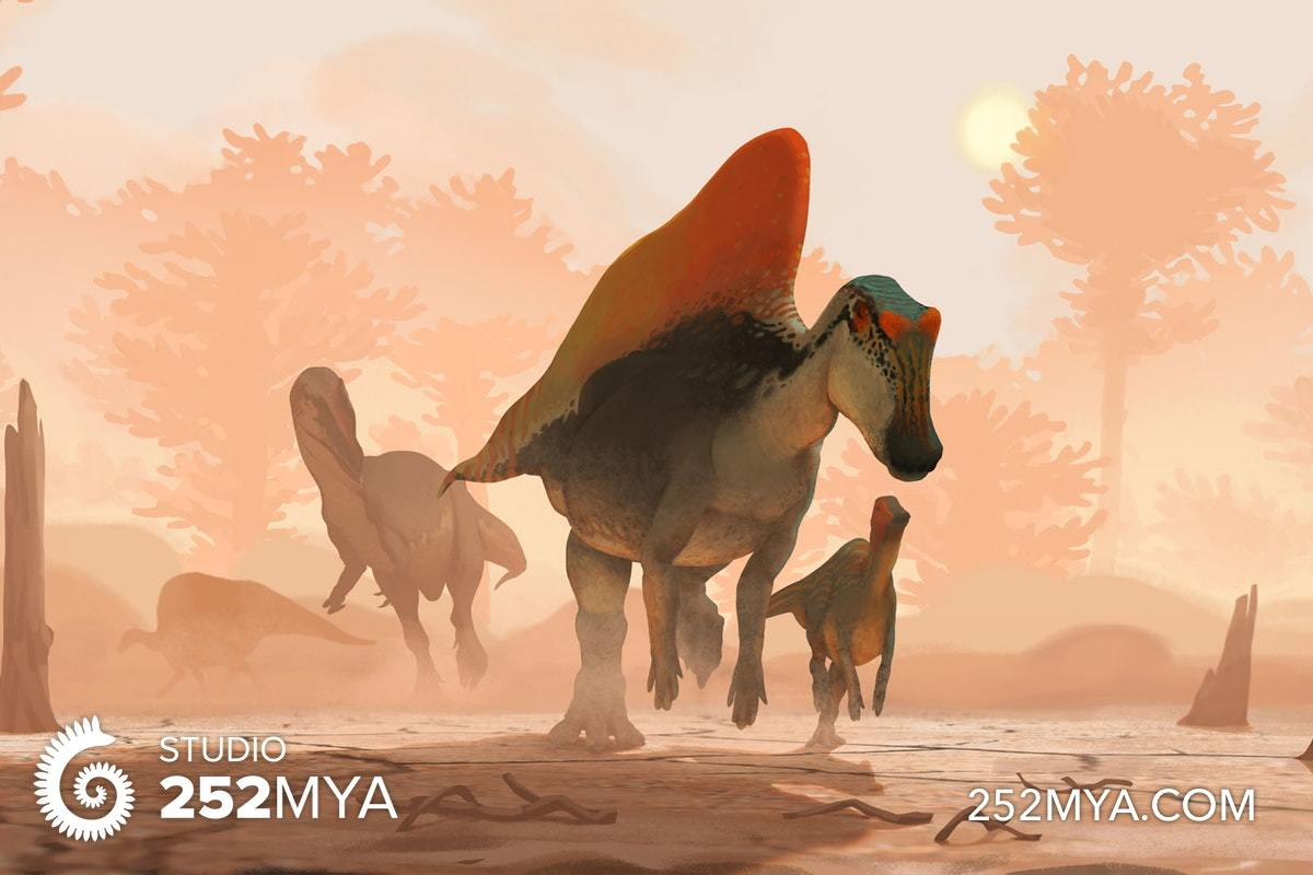 Ouranosaurus nigeriensis