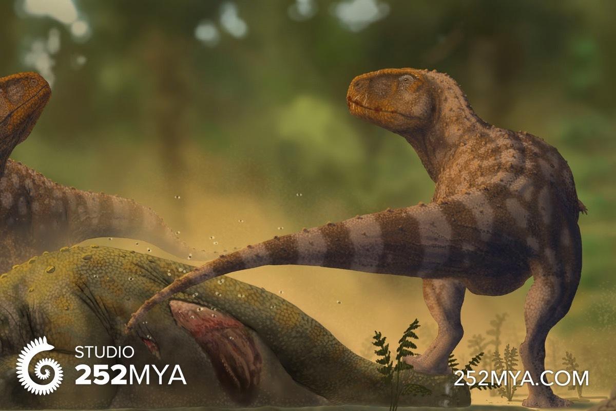 Chenanisaurus barbaricus