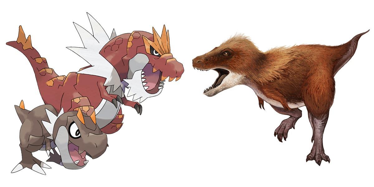 Tyrunt and Tyrantrum: Tyrannosaurus