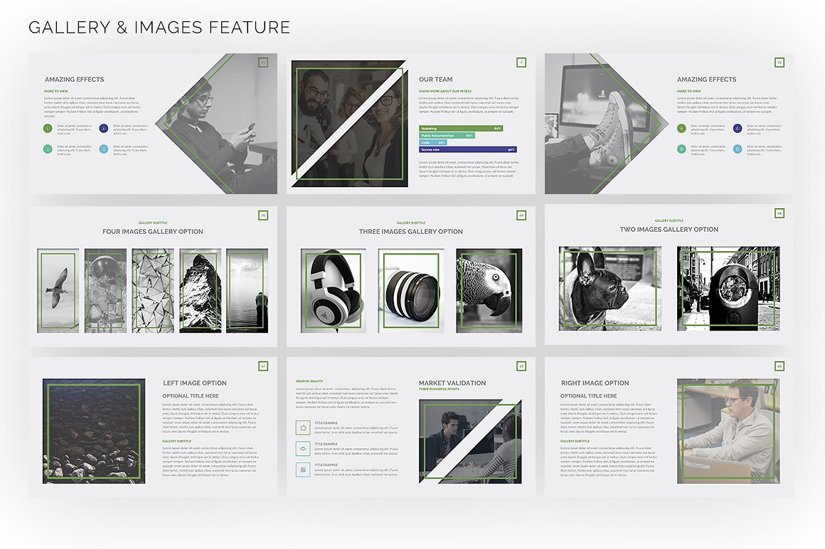 Marketfy Powerpoint Presentation PowerPoint Template Big Screenshot