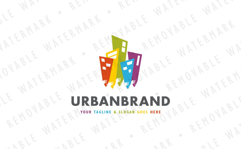 Urban Art Logo Template