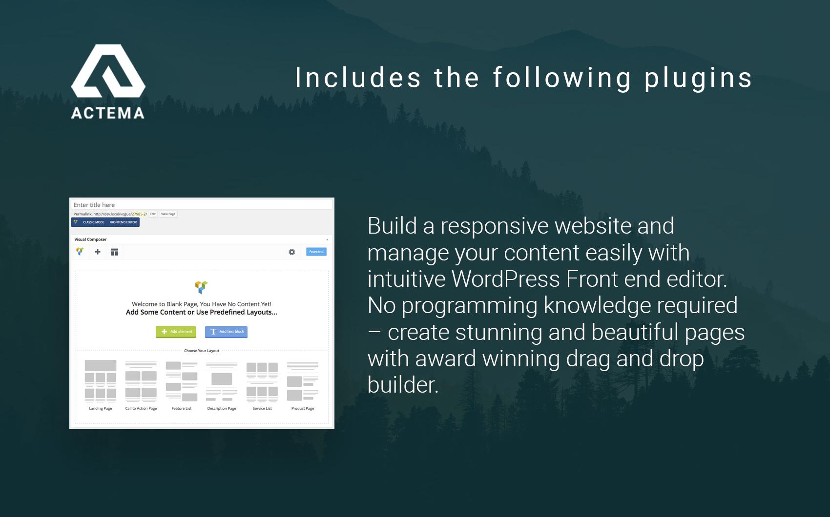 Bootstrap Egészségügy  WordPress sablon