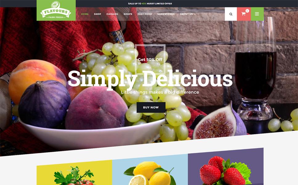 Tema Shopify para Sitio de Educación y Libros Captura de Pantalla Grande