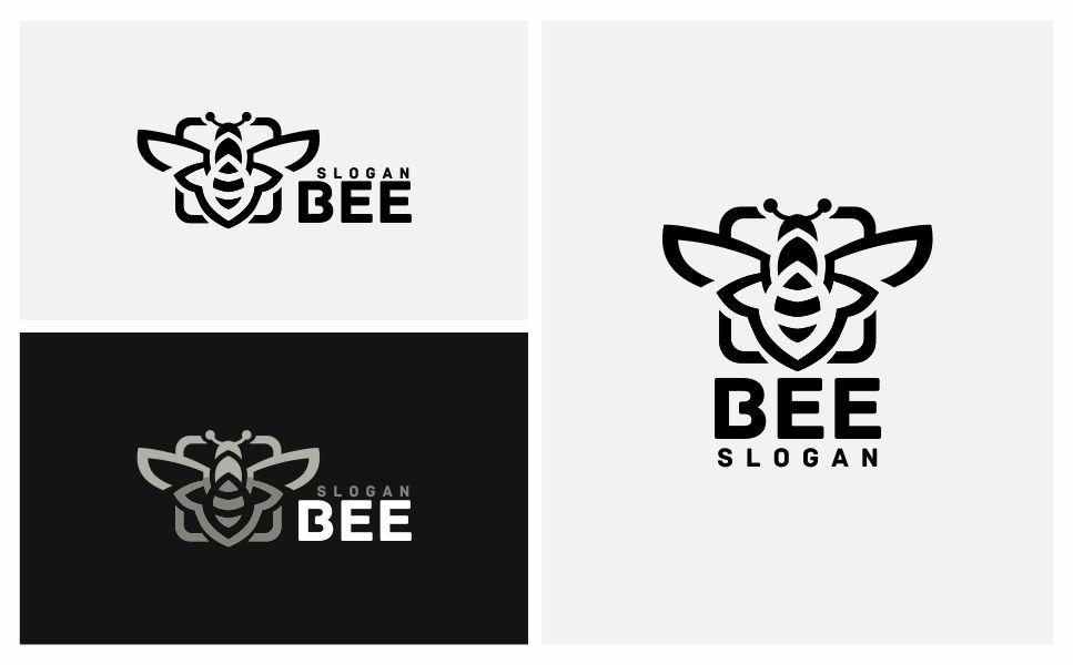 Bee Logo Template Big Screenshot