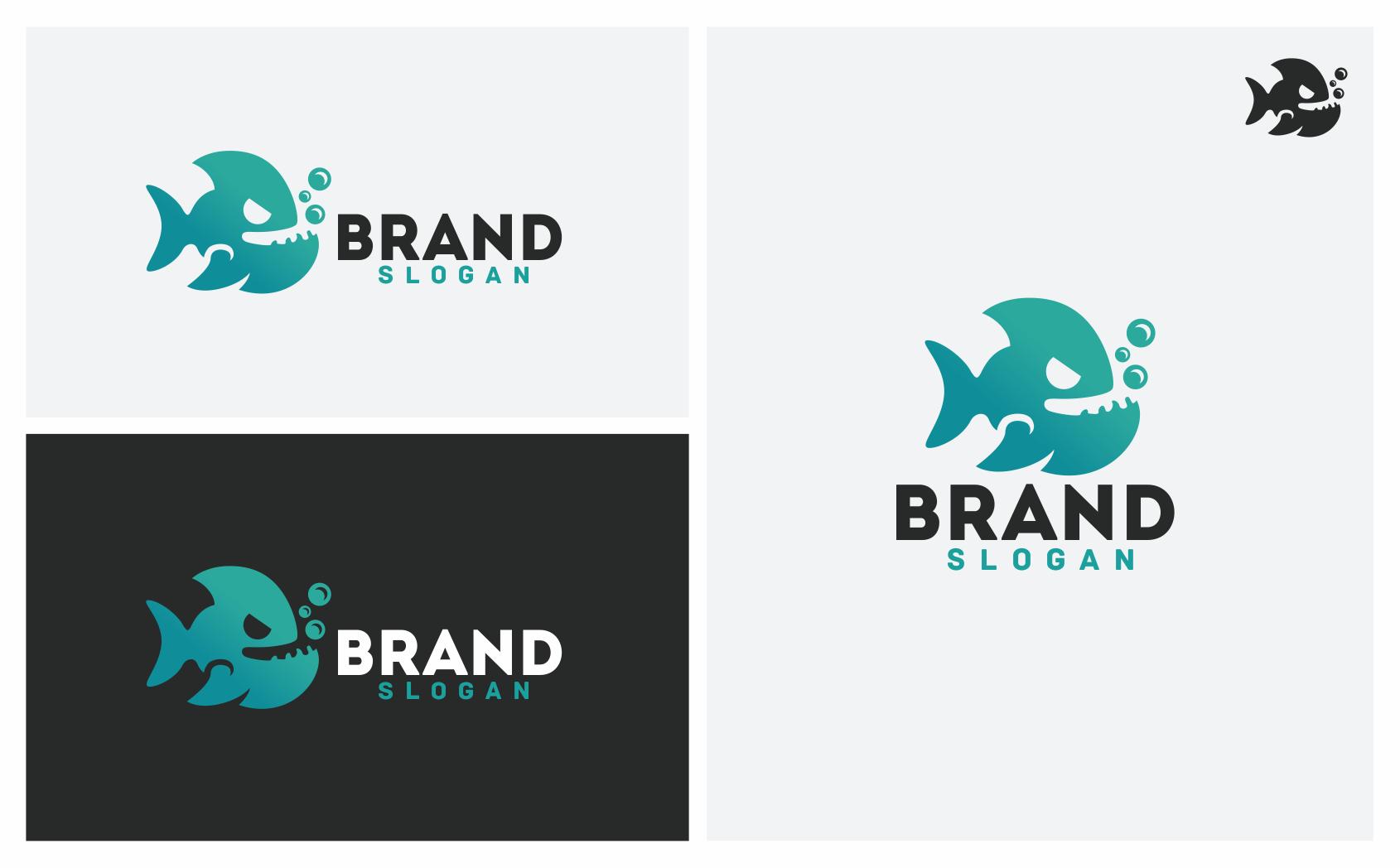 Шаблон логотипу на тему музична група Великий скріншот
