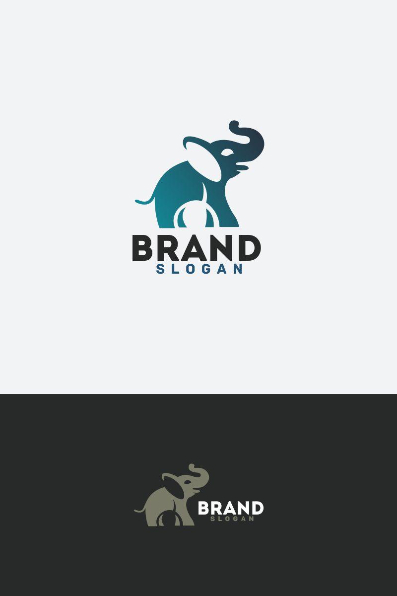 Elephant Logo Template