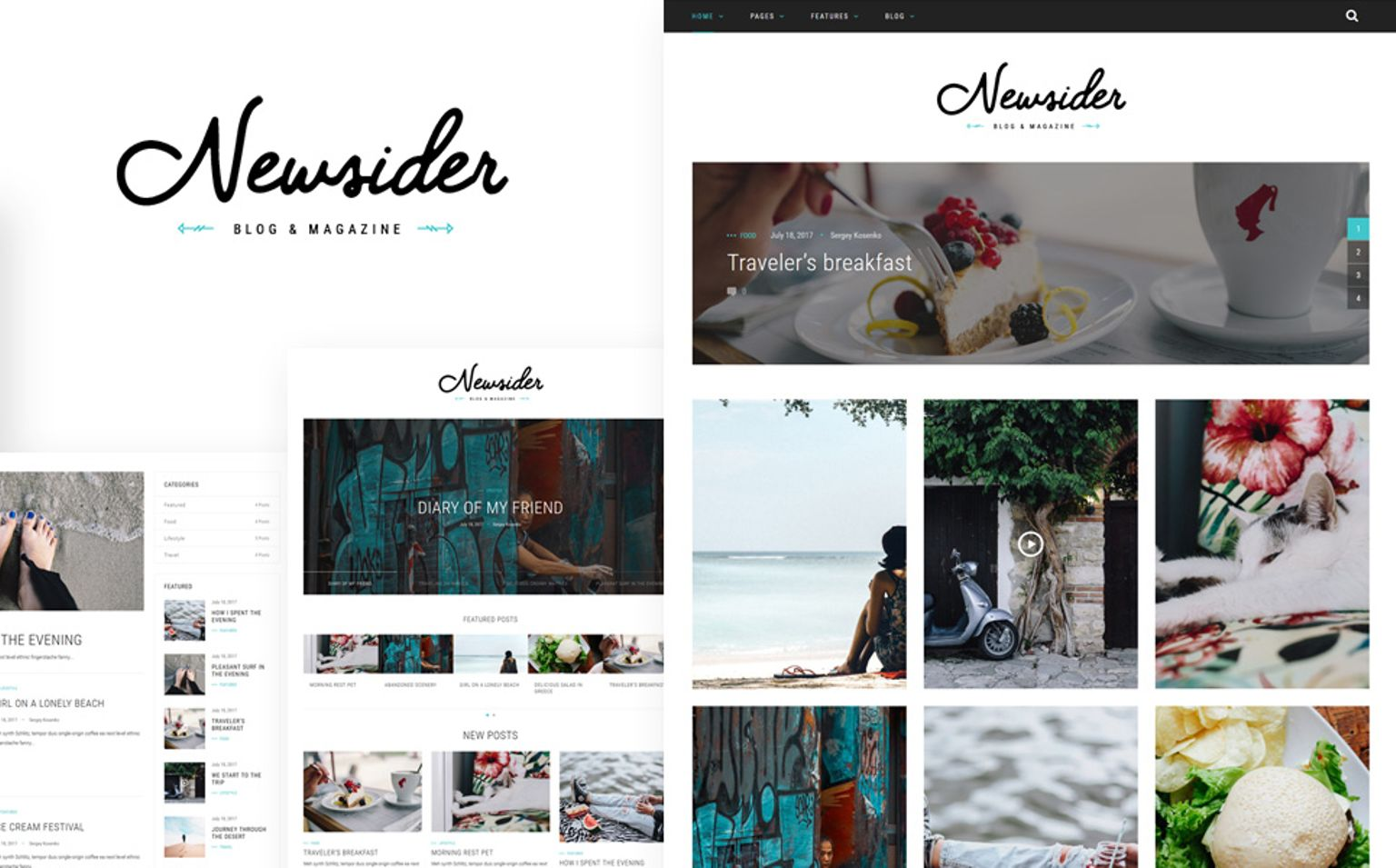 Tema WordPress Flexível para Sites de Arquitetura №64701