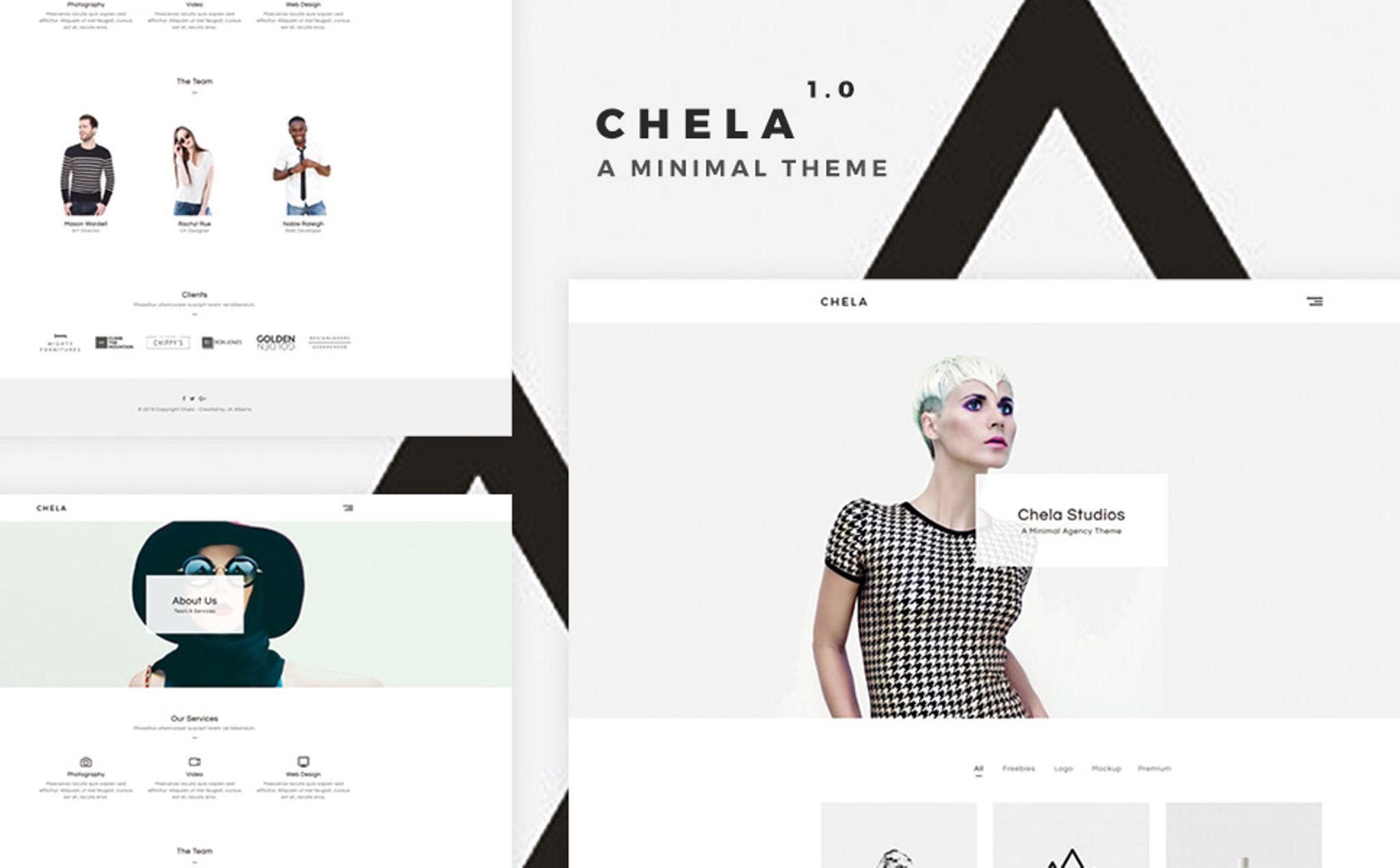 Адаптивний WordPress шаблон на тему мистецька галерея Великий скріншот