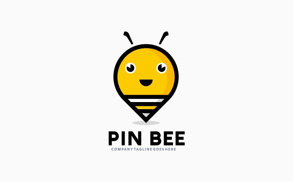 Pin Point Logo Template
