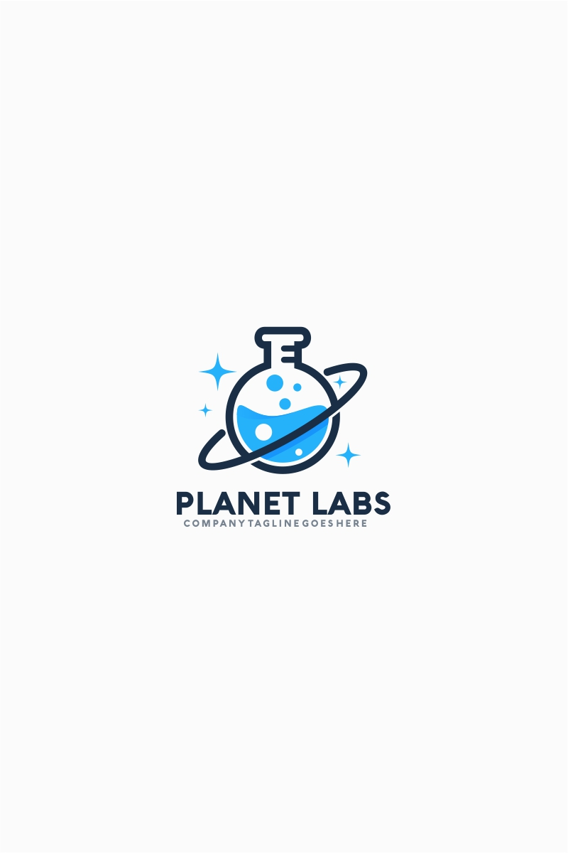 Planet Lab - Logo Template