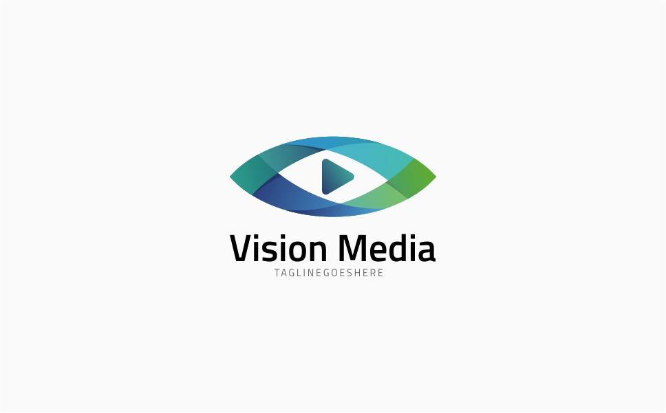 Vision Media Logo Template Logo Template Big Screenshot