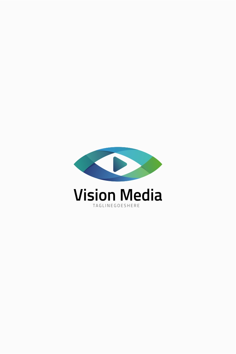 Vision Media Logo Template Logo Template