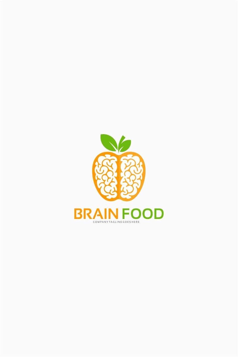 Brain Food Logo Template Logo Template