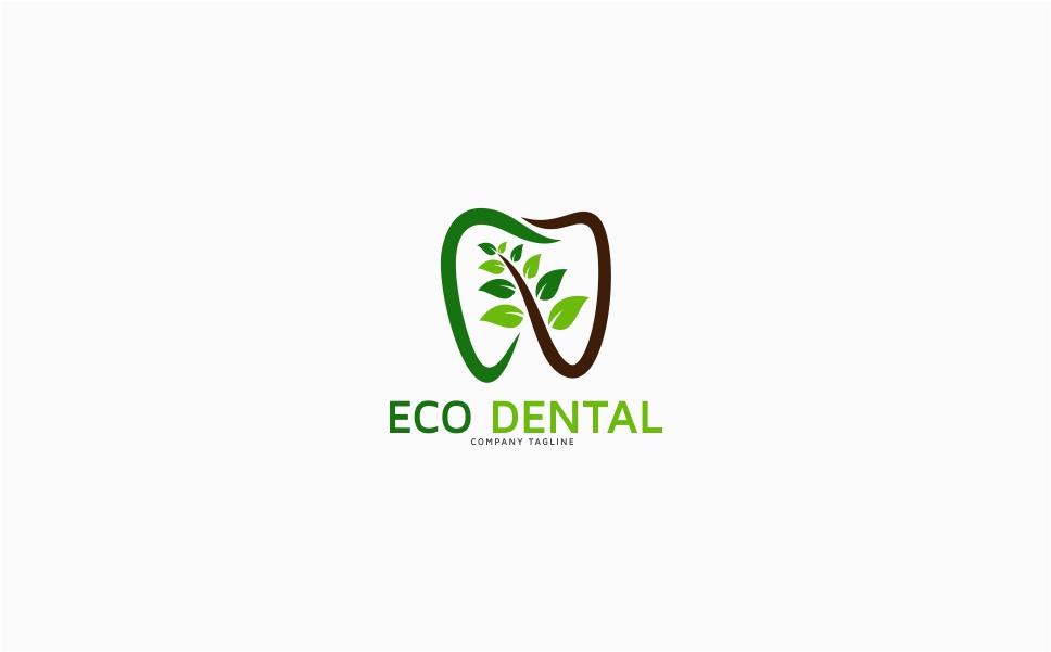 Nature Dental Logo Template Logo Template