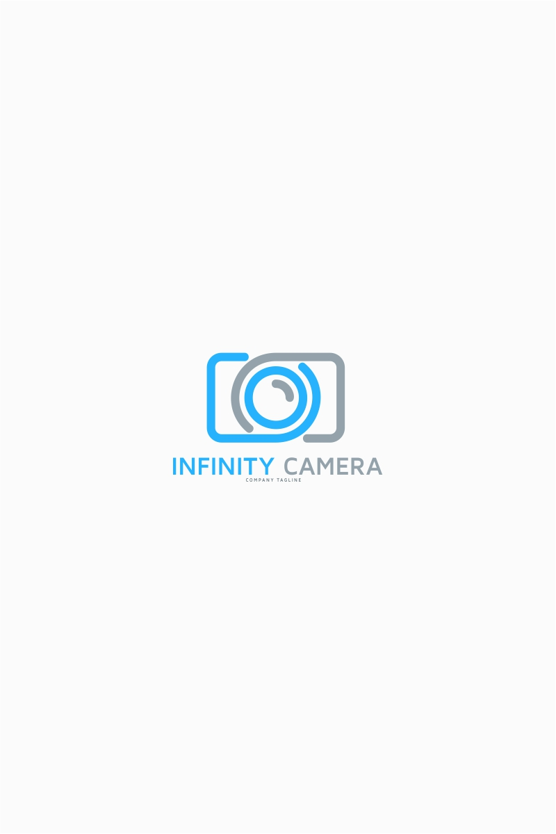Infinity Camera Logo Template