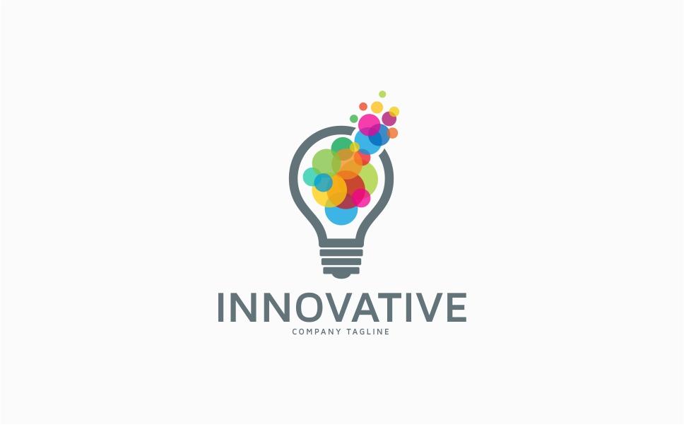 Innovative Idea Logo Template Big Screenshot