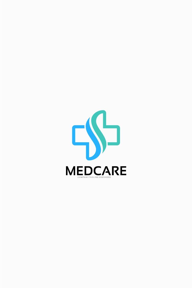 Medical Care - Letter S Logo Template Big Screenshot