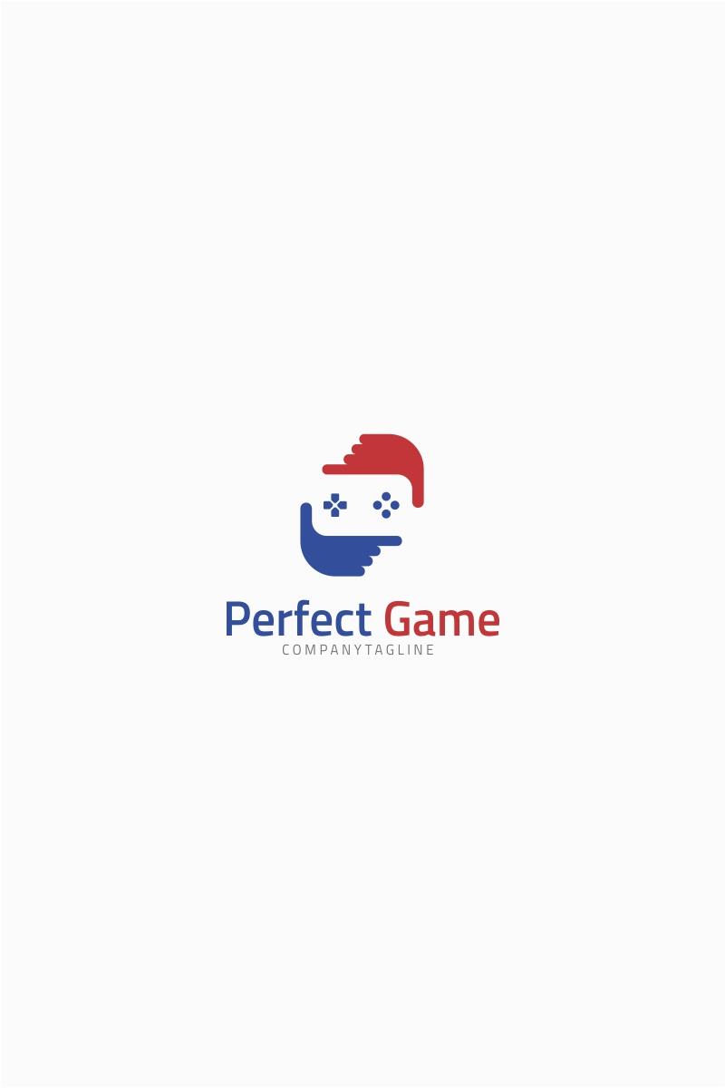 Game Perfect Logo Template Big Screenshot